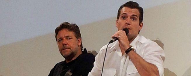 Superman vola a Taormina: regista e cast de L'uomo d'Acciaio inaugurano il Festival