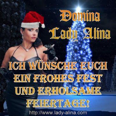 Lady Alina - Studio Revolution: Öffnungszeiten nach Weihnachten