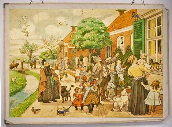 Google Afbeeldingen resultaat voor http://www.brocantegids.nl/wp-content/uploads/2011/11/Vertelselplaat-Aap-Noot-Mies.jpg