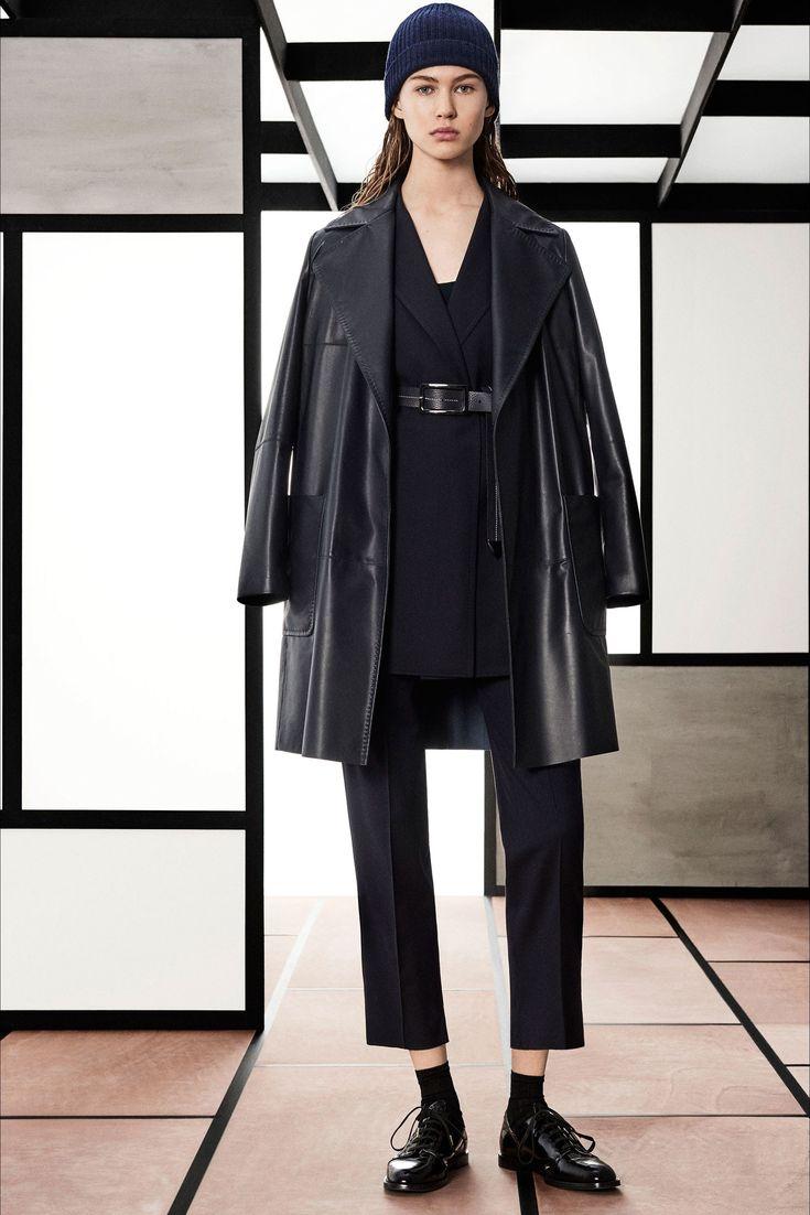 Sfilata Max Mara New York - Pre-Collezioni Autunno-Inverno 2018-19 - Vogue