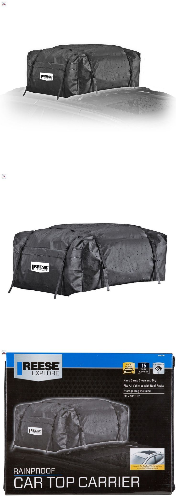 Car Racks 114254: Car Roof Top Cargo Soft Suv Deluxe Carrier Bag Storage Weather Proof Luggage Dry -> BUY IT NOW ONLY: $49.06 on eBay!