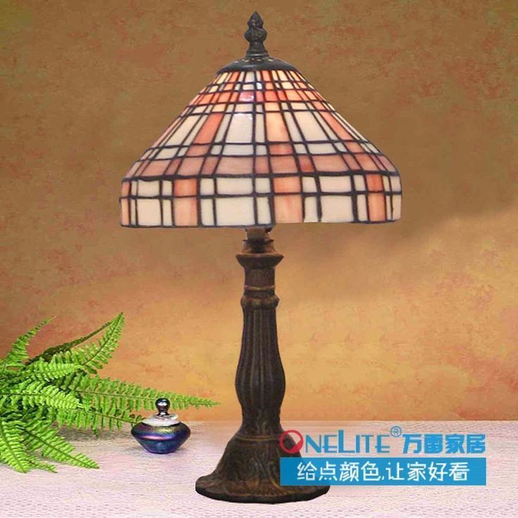 Хиты 2012 продажа 8 тиффани освещение спальня лампа настольная лампа бесплатная доставка