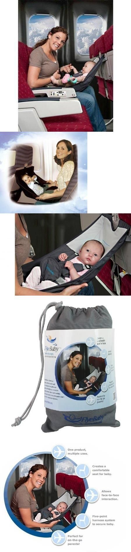 Infant Airplane Seat - Flyebaby Airplane Baby Comfort System - Air Travel with Baby Made Easy @weespring