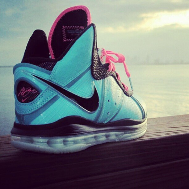 Lebron 8 South Beach...Mad I missed out on these