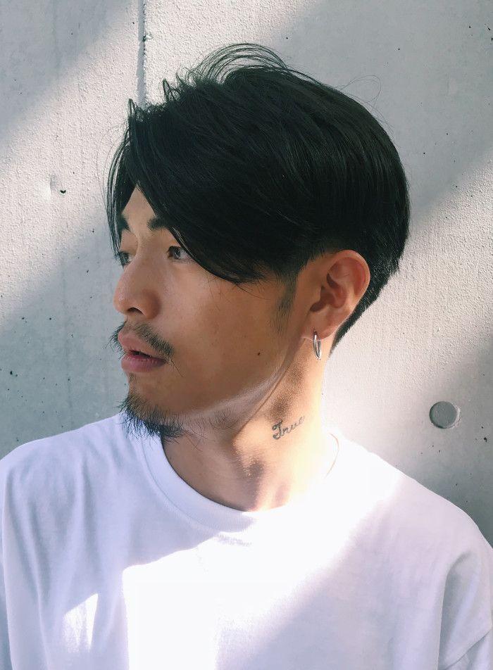 美容室 ヘアスタイル検索サイト ビューティーナビ ツーブロックハンサムショート Bless アジア風ヘアカット サーファーの髪 アジアの男性のヘアスタイル
