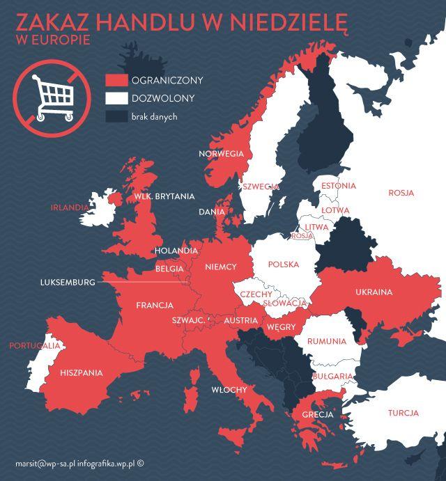 Money.pl dotarł do założeń obywatelskiego projektu ustawy, z którego wynika, że 'Solidarność' chce wprowadzić całkowity zakaz handlu w niedzielę. Wolne mają mieć wszyscy: pracownicy sklepów, centrów handlowych, logistyki, a nawet - uwaga - sklepów internetowych. Projekt ustawy ma zostać zainaugurowany 8 marca podczas konferencji naukowej w Sejmie.