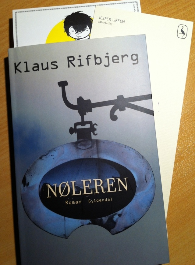 Glad #ISBNbingo vinder