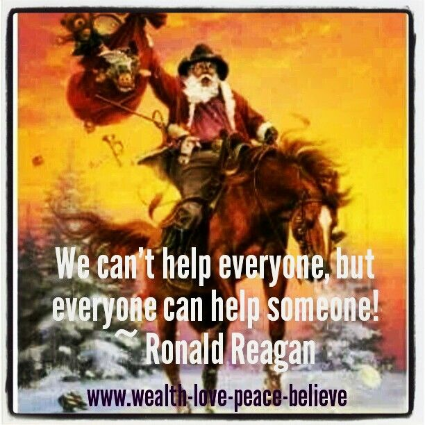 We can't help everyone, but everyone can help someone!  www.wealth-love-peace-believe.com