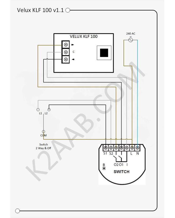 velux electric windows come with their own remote control device rh pinterest com au velux skylight wiring diagram velux window motor wiring diagram
