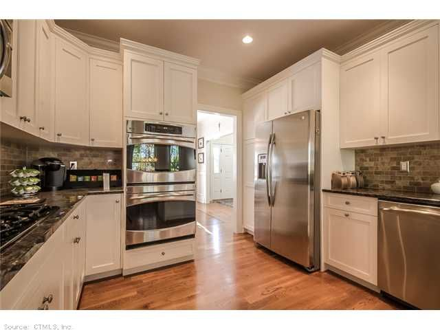 Kitchen hardwood floors tray ceilings and canterbury on pinterest