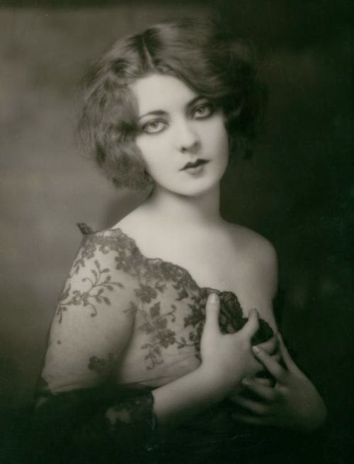 Marion Benda - this woman is unbelievably beautiful. bygone-eras