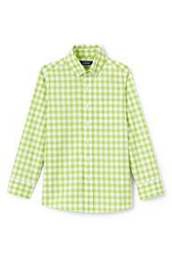 Boys Little Kid (size 4-7) Green Dress & Casual Shirts from Lands' End