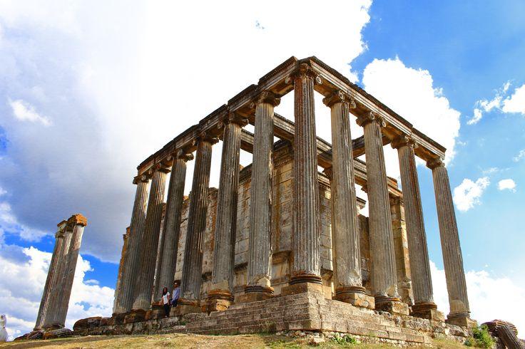 Temple of Zeus by Oğuzhan Karaçakır - Photo 123430465 - 500px