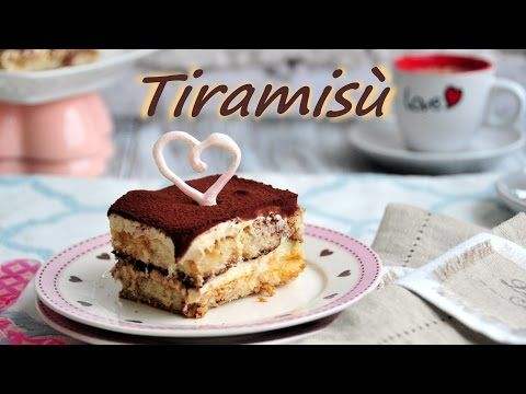 uTry.it: Classic Tiramisù – For Valentine's Day