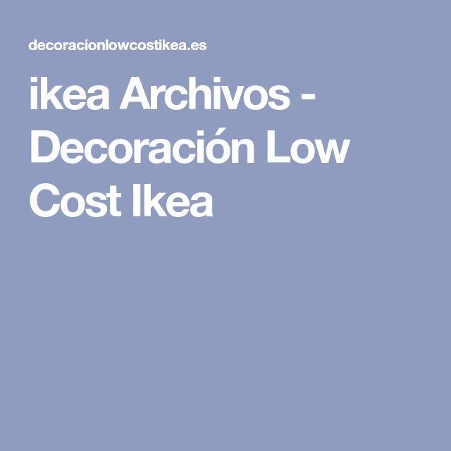 ikea Archivos - Decoración Low Cost Ikea