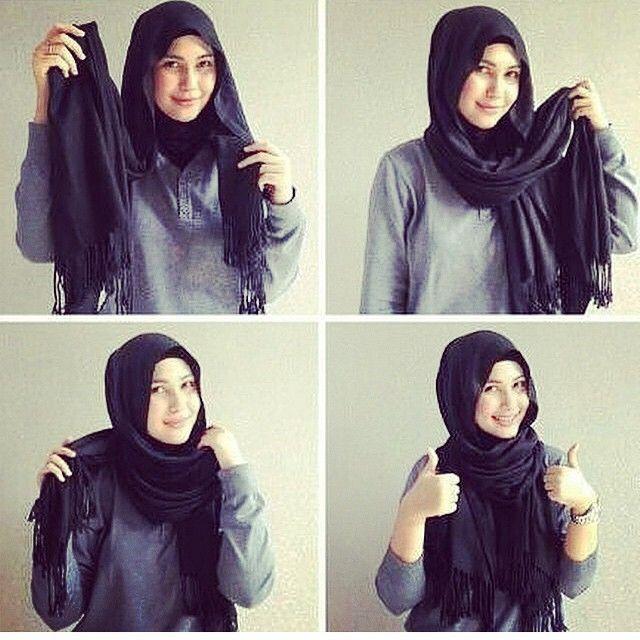 1000 id 233 es 224 propos de comment mettre un foulard sur comment mettre le foulard