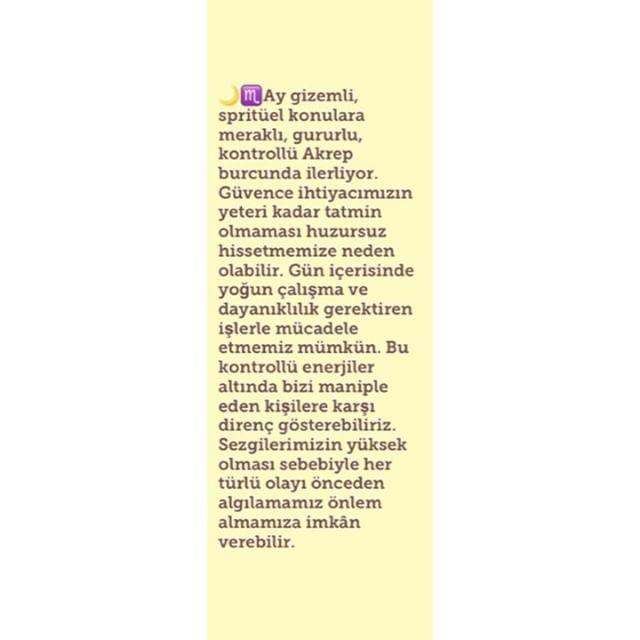 """2 Beğenme, 1 Yorum - Instagram'da Jale Muratoğlu (@astrologjalemuratoglu): """"Ay Akrep'te🌙♏️ Karma Astrolog Jale Muratoğlu #zodyak #horoskop #gokyuzu #astroloji #koç #boga…"""""""