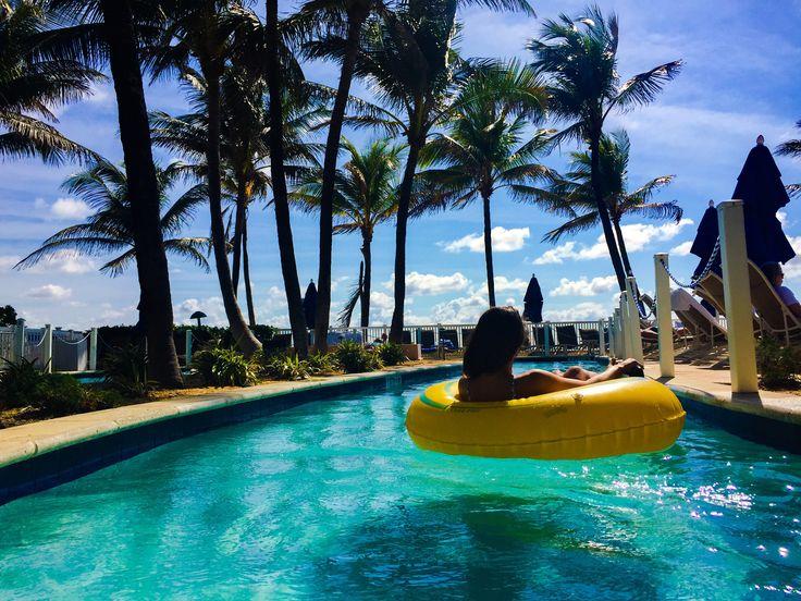 24 Hours at Pelican Grand Beach Resort in Ft. Lauderdale
