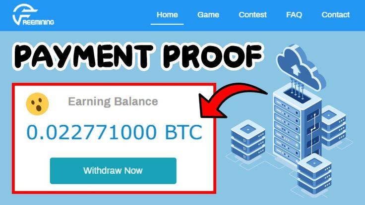 tambang bitcoin gratis tanpa deposito