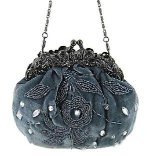 Vintage purse with beautiful beading                                                                                                                                                     More