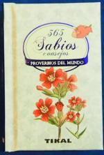 sibila esotérica: 365 SABIOS consejos. Proverbios del Mundo.