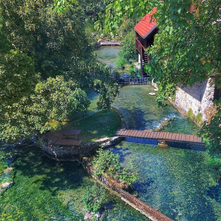 #rastoke #hrvatska #happylittlecaravan #river #fiume #croazia #bridge #ponte