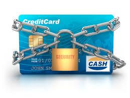tips on card security:  Make sure that the card you are handed back after you make a purchase is yours.  Never give your card number over the phone.  On the Internet, only conduct financial transactions on secure websites.  Never leave your credit cards unattended at work or school.  Sign the back of any new card as soon as you receive it and destroy any expired or unused cards.