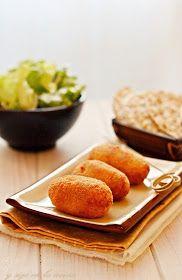 y sigo en la cocina: Croquetas de jamón ibérico