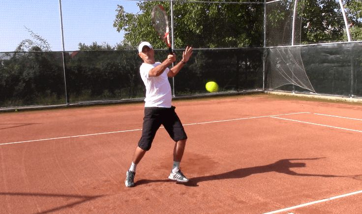 Drive Volley - tennis progression drills