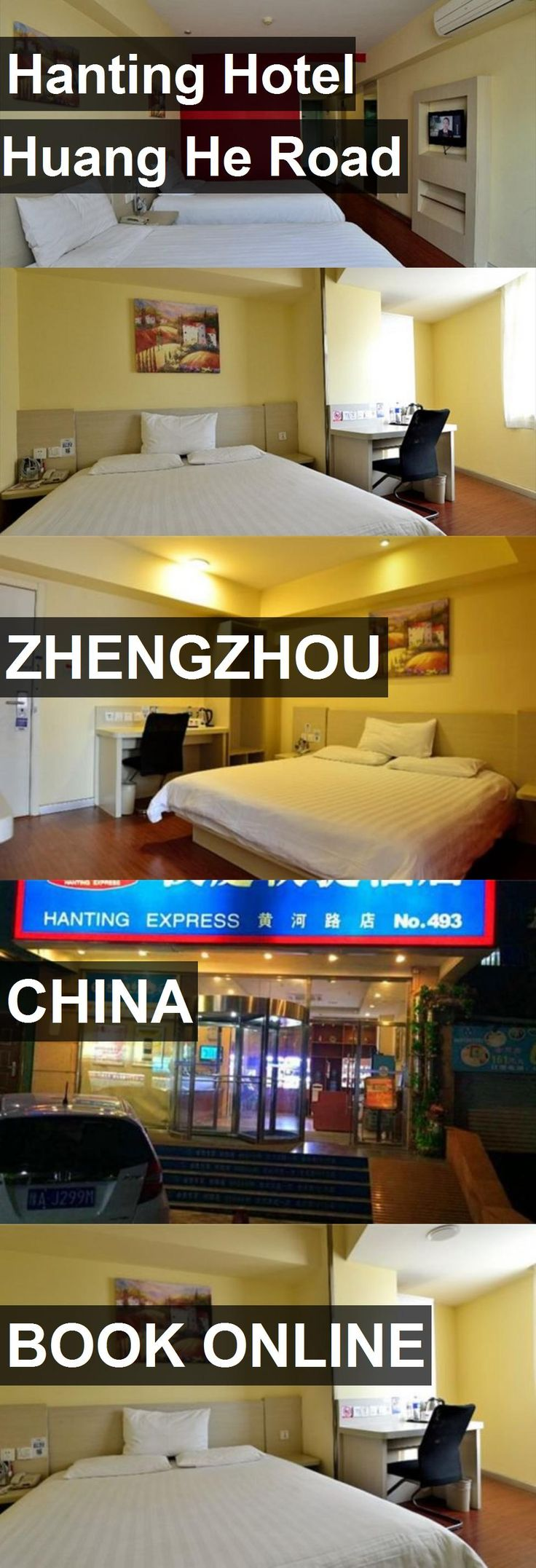 Hanting Hotel Huang He Road in Zhengzhou, China. For more information, photos, reviews and best prices please follow the link. #China #Zhengzhou #travel #vacation #hotel