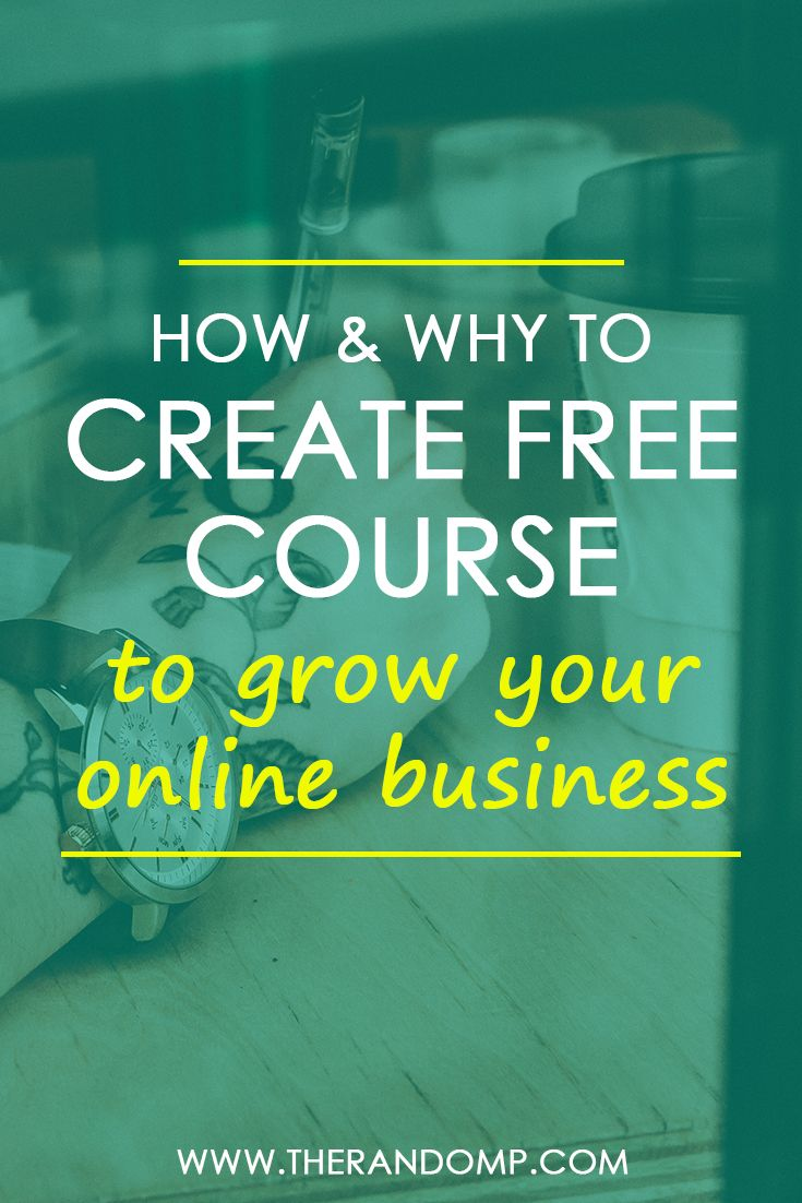 How to create online course? Teachable is an amazing platform to create your first online course for free! Follow this step by step guide to your first online course and grow your online business rapidly! https://www.therandomp.com/blog/create-free-online-course/