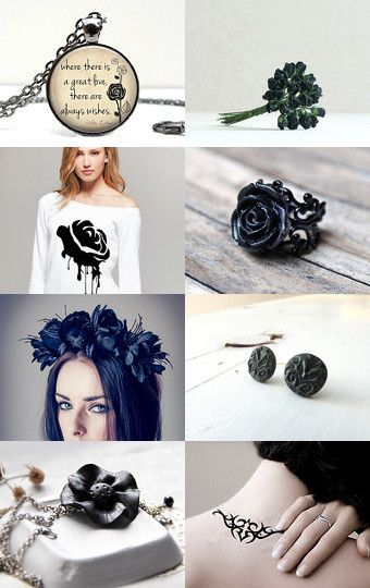In Black by veverka777 on Etsy--Pinned with TreasuryPin.com