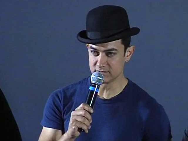 Not looking at any Box Office records with Dhoom: 3, says Aamir Khan http://ndtv.in/1cmrfcY