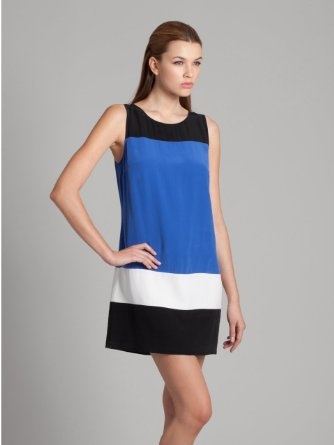GUESS by Marciano Mailyn Color-Block Dress
