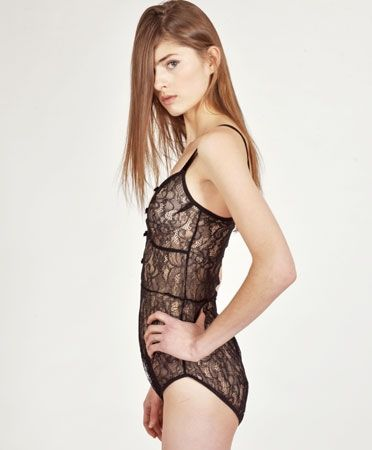 For Love & Lemons Not Your Normal Playsuit