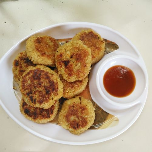 Nostalgic tikki Recipe by Geeta Biswas on Plattershare