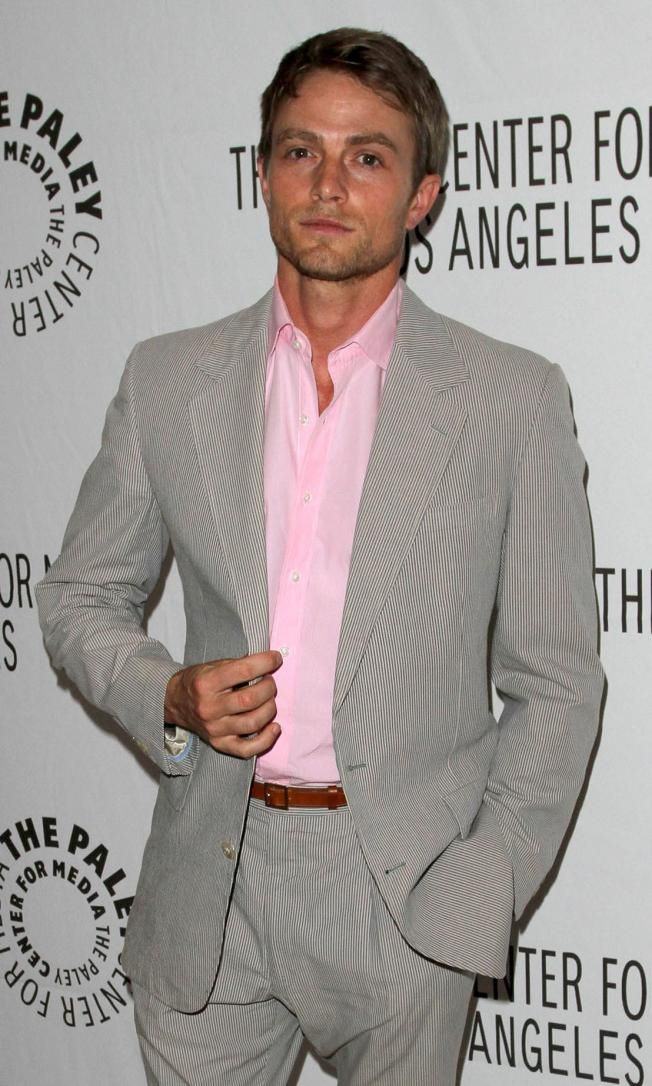 Wilson Bethel is actually perfect