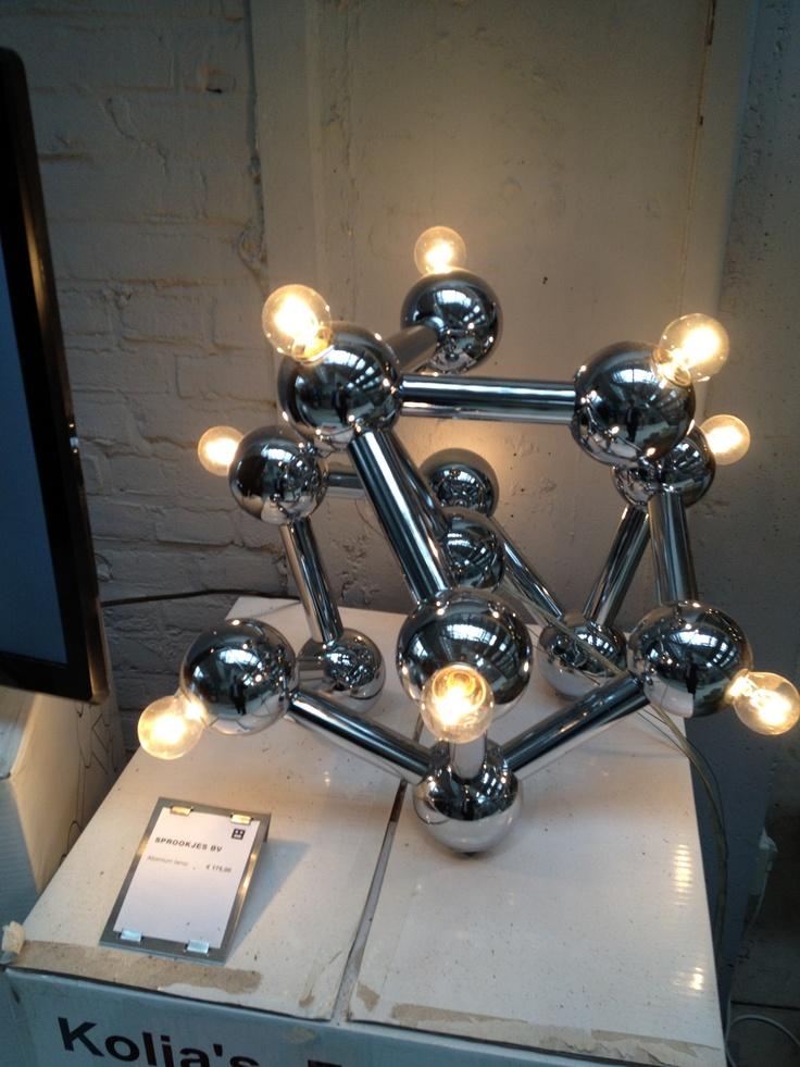 "Lamp ""sprookjes"" gekocht bij Piet Hein Eek"