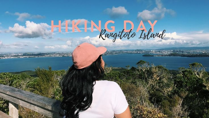 HIKING UP A VOLCANO 🌋 | Rangitoto Island | Marggie Travels