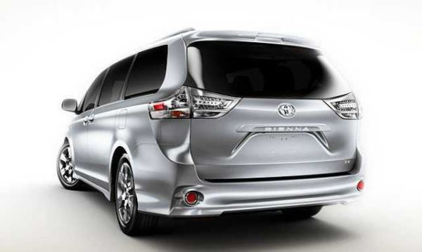 To pull a small Airstream  2016 Sienna