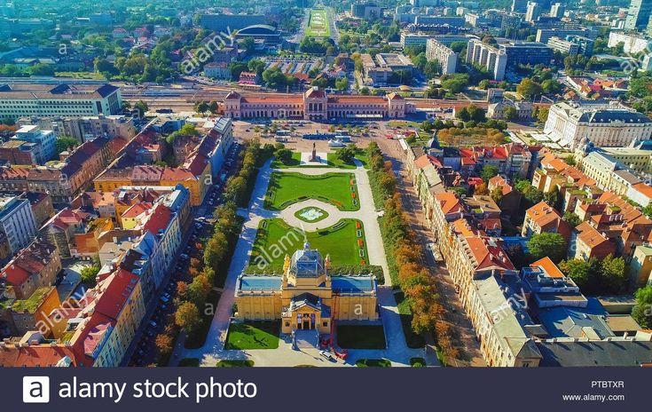 Zagreb Zagreb Big Ben Travel
