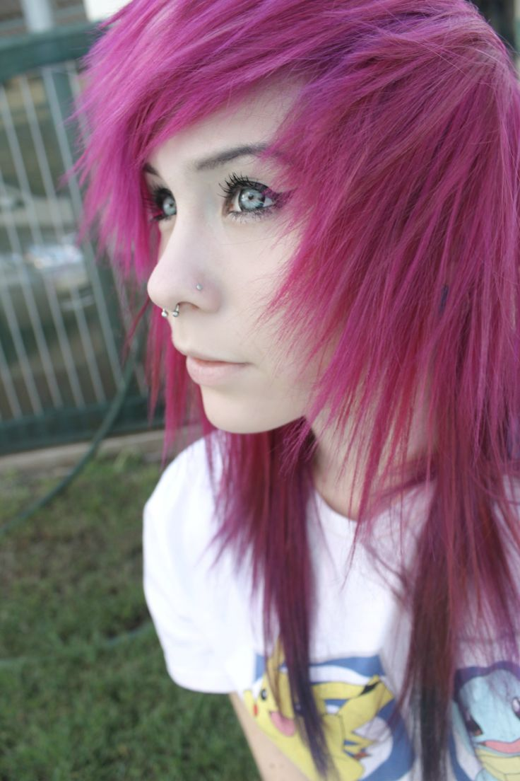 1826 best emo/scene hairstyles images on pinterest | hairstyles