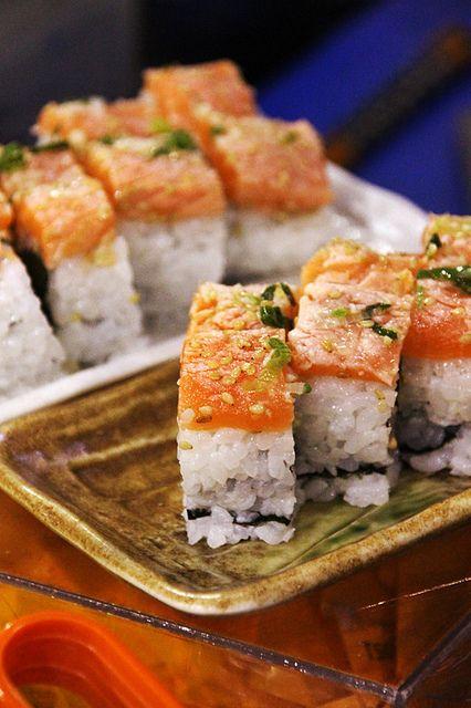 Sushi Time (via HYPER JAPAN 2012 Spring in London UK) ロンドンの寿司