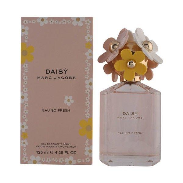 El mejor precio en perfume de mujer 2017 en tu tienda favorita https://www.compraencasa.eu/es/perfumes-de-mujer/8768-daisy-eau-so-fresh-edt-vaporizador-125-ml.html