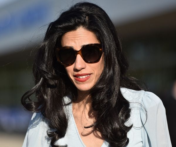 Image: CNN: Huma Abedin Negotiating With FBI Over Emails--- How is it these people get to NEGOTIATE with the FBI?????