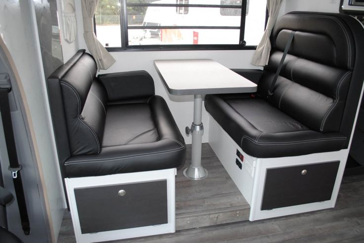 The Torquay gives you the option of a dinette or L-Shaped Lounge - which will you choose?  See features and options here - https://www.avidarv.com.au/motorhomes/torquay/details/features