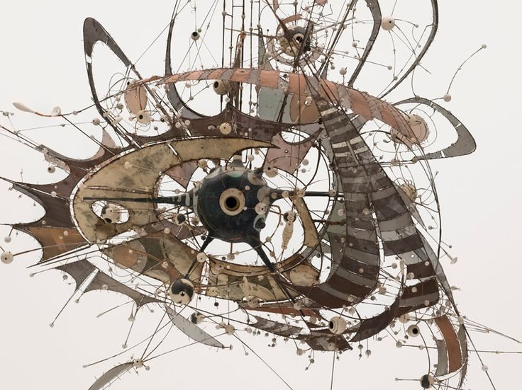 Lee Bontecou : a forever inspiration and example of creating beyond your limits