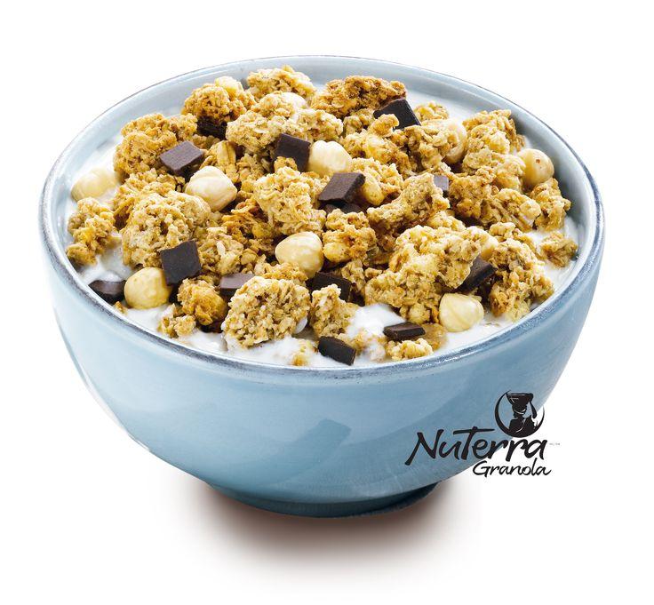 fair trade cereal - NuTerra Granola