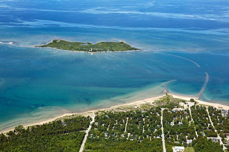 #AerialPhotography of #Lake and Island #AerialPhotographer #Aerial [BP imaging - Bochsler Photo Imaging]