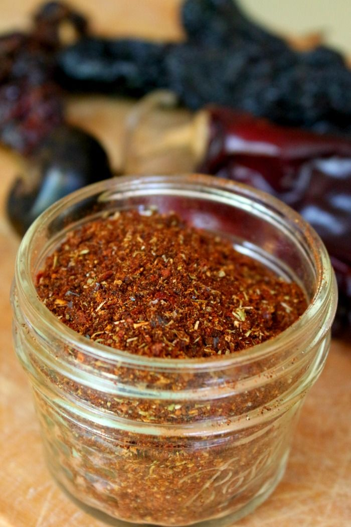homemade chili powder is so much better than commercial kinds .. made with several diffferent kinds of chiles, for layers of flavor. |www.restlesschipotle.com